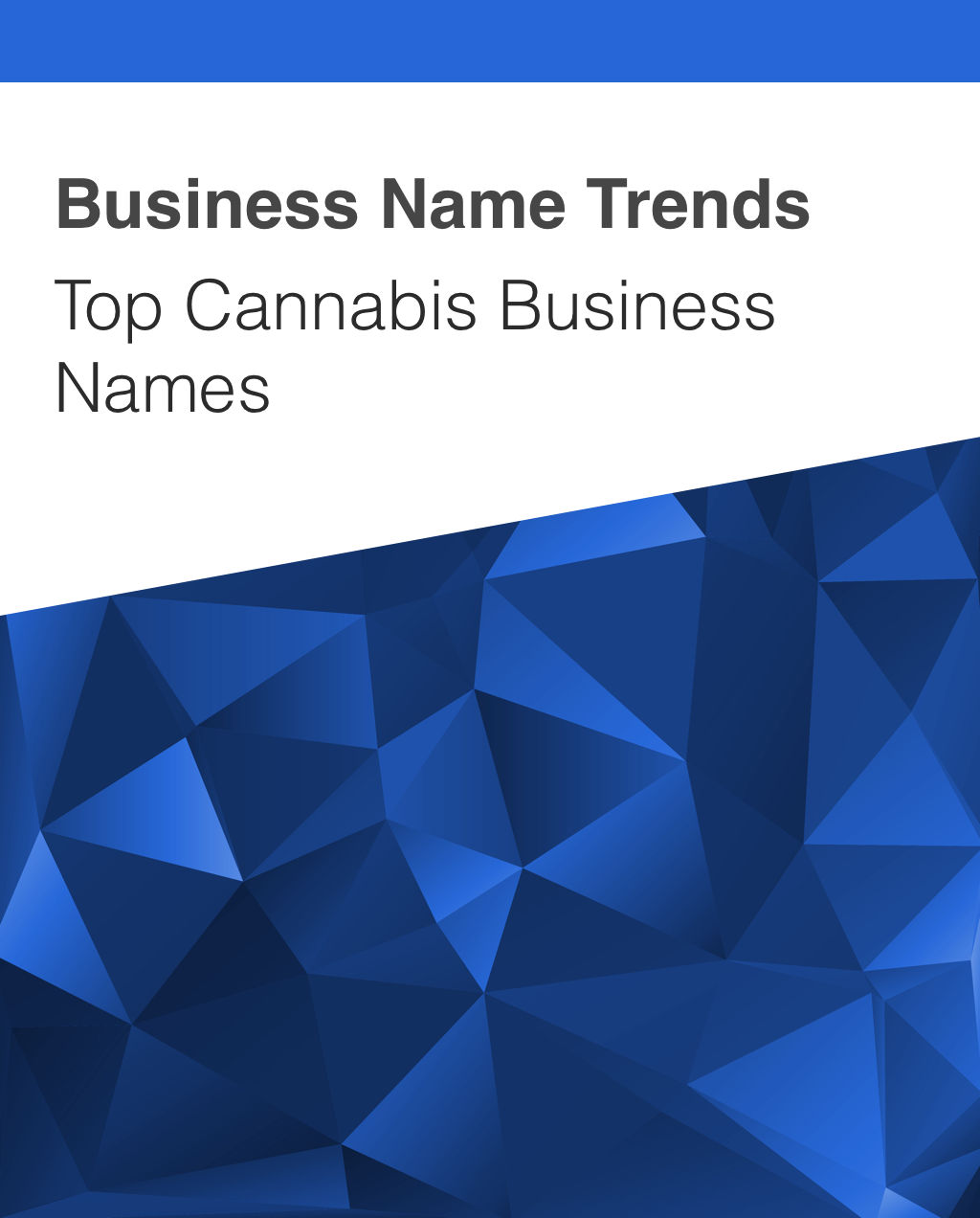 Business Name Trends