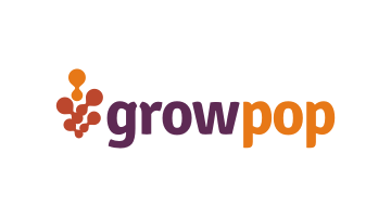 Logo for Growpop.com