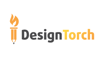 Logo for Designtorch.com