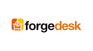 Logo for Forgedesk.com