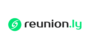 Logo for Reunion.ly
