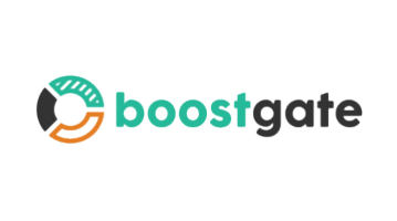 Logo for Boostgate.com