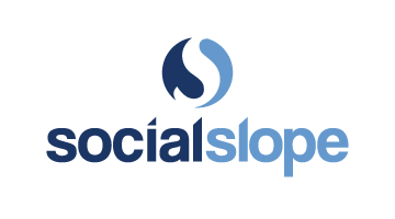 Logo for Socialslope.com