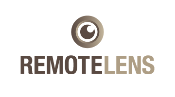 Logo for Remotelens.com