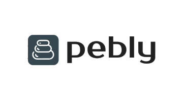 Logo for Pebly.com