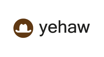 Logo for Yehaw.com