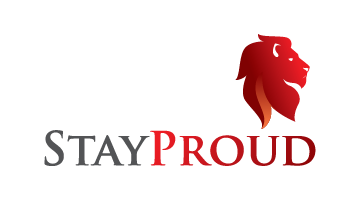 Logo for Stayproud.com