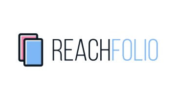 Logo for Reachfolio.com