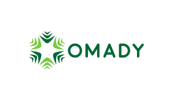 Logo for Omady.com
