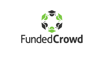 Logo for Fundedcrowd.com