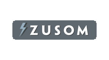 Logo for Zusom.com