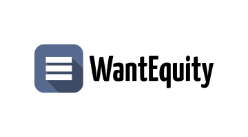 Logo for Wantequity.com