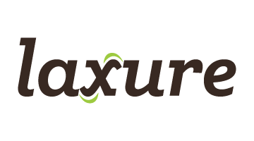 Logo for Laxure.com