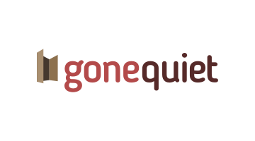Logo for Gonequiet.com