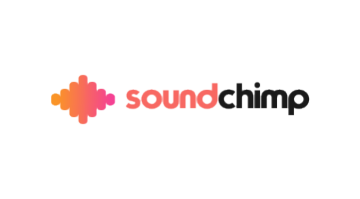 Logo for Soundchimp.com