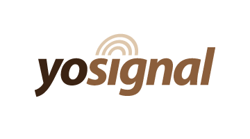 Logo for Yosignal.com