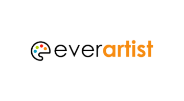 Logo for Everartist.com