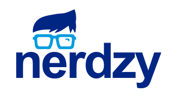 Logo for Nerdzy.com