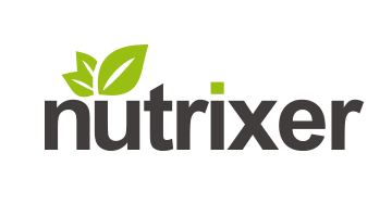 Logo for Nutrixer.com