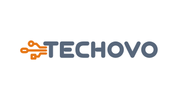 Logo for Techovo.com
