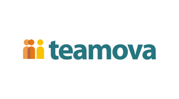 Logo for Teamova.com