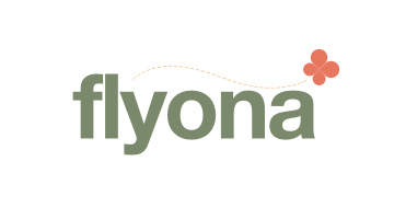 Logo for Flyona.com