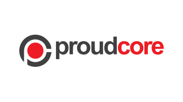 Logo for Proudcore.com