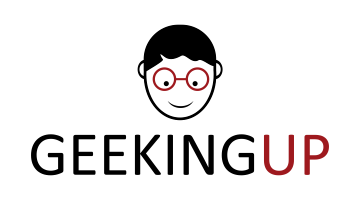 Logo for Geekingup.com
