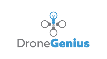 Logo for Dronegenius.com