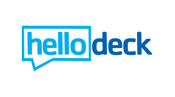 Logo for Hellodeck.com