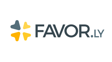 Logo for Favor.ly