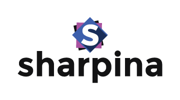 Logo for Sharpina.com