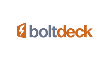 Logo for Boltdeck.com