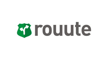 Logo for Rouute.com
