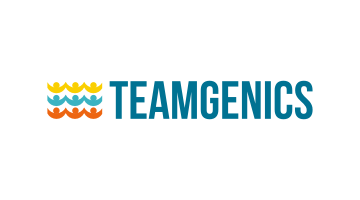 Logo for Teamgenics.com