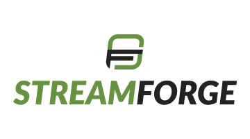 Logo for Streamforge.com