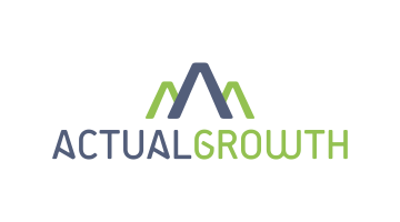 Logo for Actualgrowth.com