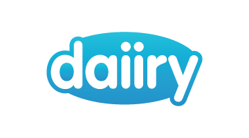 Logo for Daiiry.com