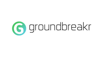 Logo for Groundbreakr.com
