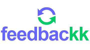 Logo for Feedbackk.com