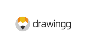 Logo for Drawingg.com