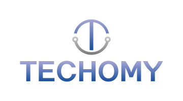 Logo for Techomy.com