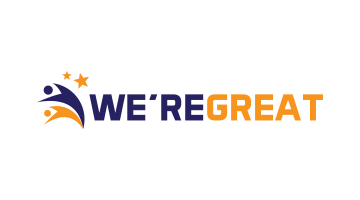 Logo for Weregreat.com