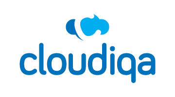 Logo for Cloudiqa.com