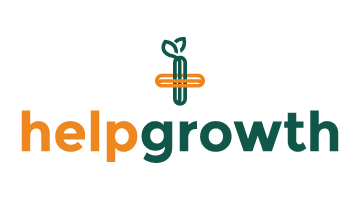 Logo for Helpgrowth.com