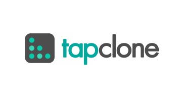 Logo for Tapclone.com