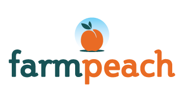 Logo for Farmpeach.com