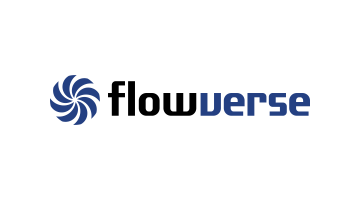 Logo for Flowverse.com