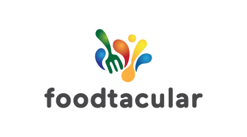 Logo for Foodtacular.com