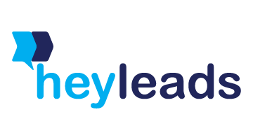 Logo for Heyleads.com